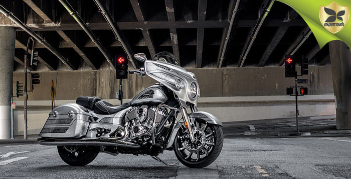 2018 Indian Chieftain Elite launched At Rs 38 Lakhs