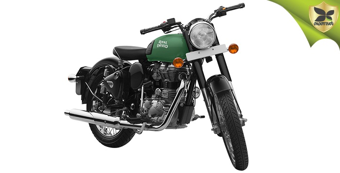 Royal Enfield Classic 350 Redditch Now Available With Rear Disc Brake