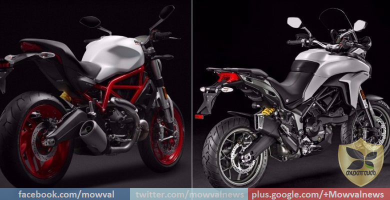 Ducati Launched Multistrada 950 And Monster 797 In India