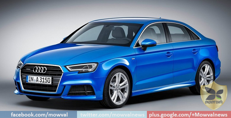Audi A3 Facelift Launched At Starting Price Of Rs 30.05 Lakh