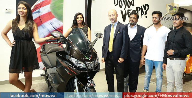 Piaggio Inaugurates Fourth Motoplex Premium Retail Concept Store In Kochi