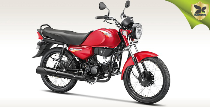 Hero MotoCorp Launched HF Dawn Again