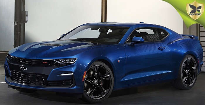 Image Gallery Of 2019 Chevrolet Camaro