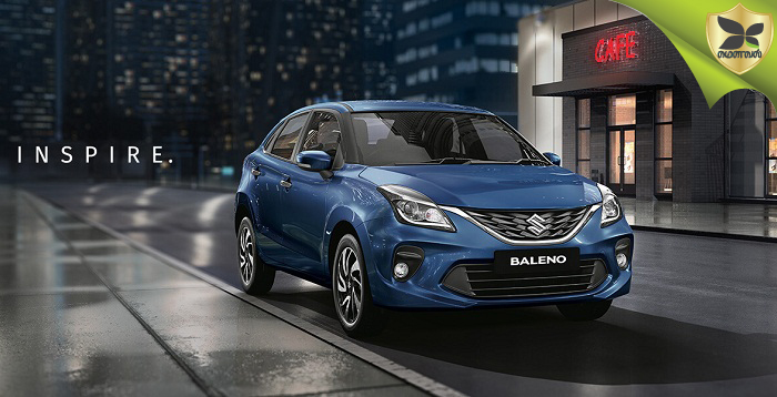 Maruti Suzuki Baleno Facelift Launched In India At Starting Price Of Rs 5.45 Lakhs