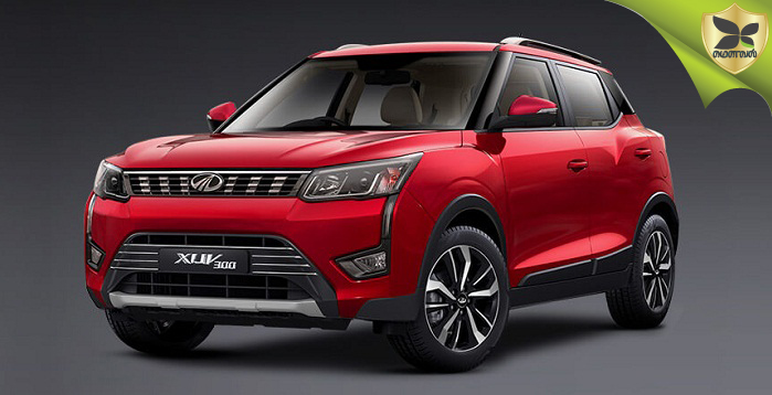 All New Mahindra XUV300 Technical Specification Revealed