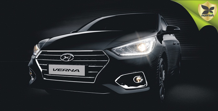 Hyundai Launched The New Verna with 1.4-litre Petrol Engine
