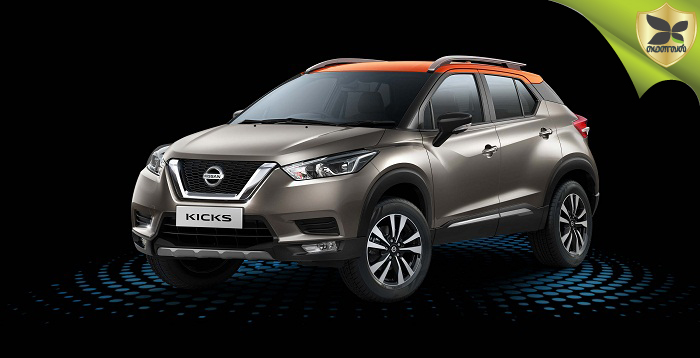 Indian-spec Nissan Kicks Revealed