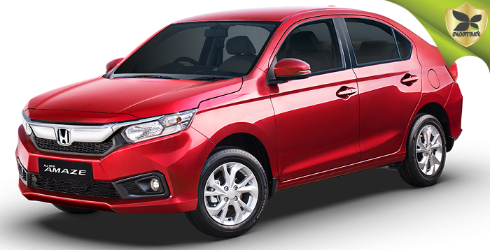 The Next Gen Honda Amaze Microsite Goes Live