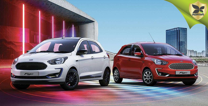 2019 Ford Figo Facelift Launched At Starting Price Of Rs 5.15 Lakh