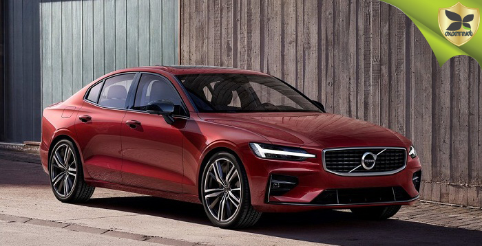The New-Gen 2019 Volvo S60 Revealed