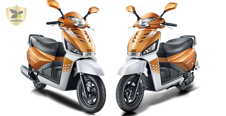 Mahindra Gusto 125 launched at starting price of Rs.50920