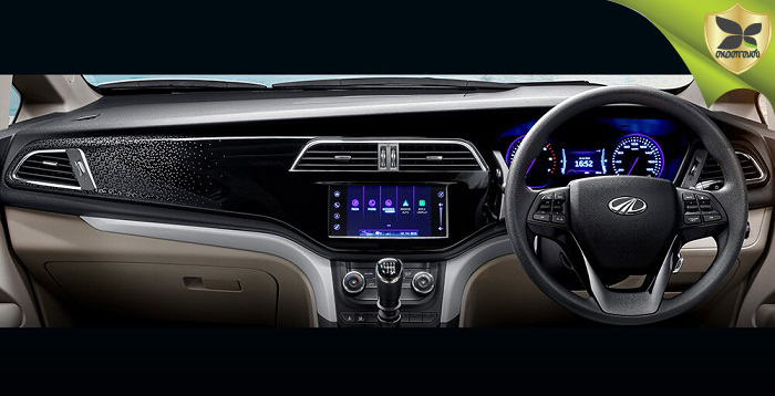 Mahindra Marazzo Dashboard Design Revealed