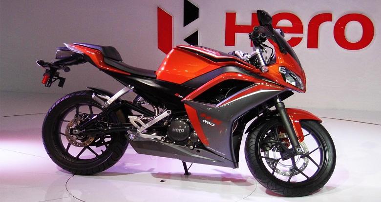 Hero - HX250R