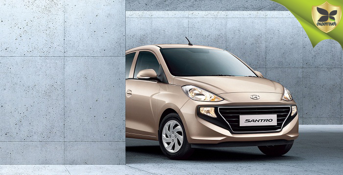 The All New Hyundai Santro Officially Revealed; Bookings Open