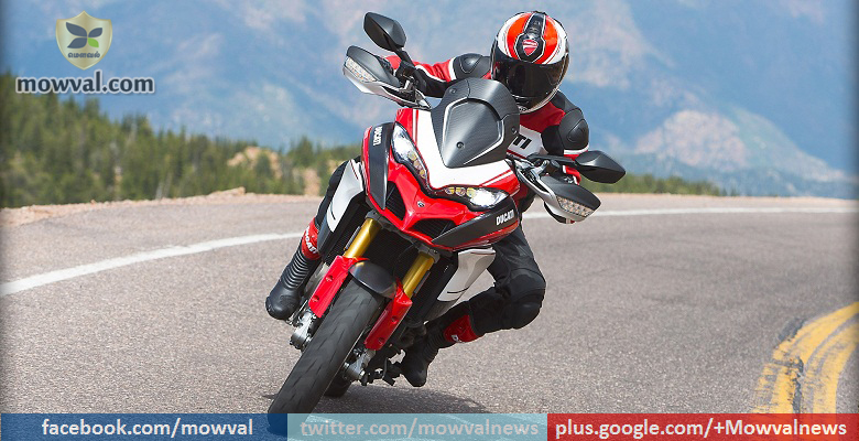Ducati Multistrada 1200 Pikes Peak Launched In India At Rs 20.06 Lakh