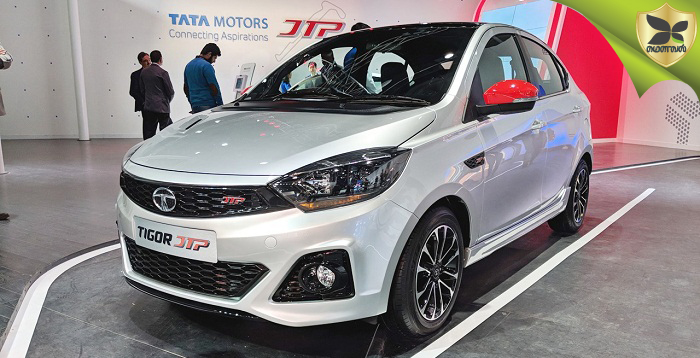 Tata Tigor and Tiago JTP To Be Launched This Festive Season