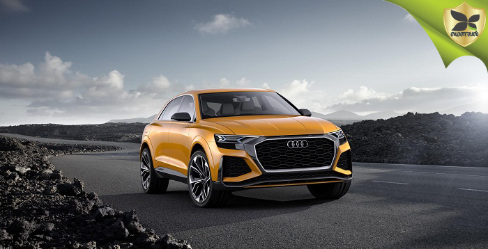 All New Audi Q8 SUV Launched At 67,000 USD
