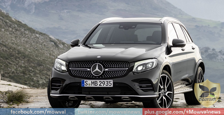Mercedes-Benz AMG GLC 43 Coupe Launched With Price Of Rs 74.8 Lakh