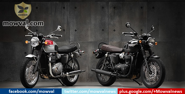 Triumph Bonneville T120 Booking starts