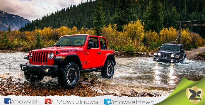 Photo Gallary of All New 2018 Jeep Wrangler