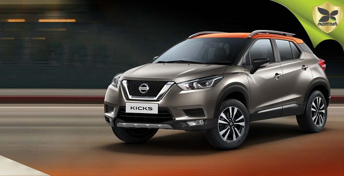 Nissan Kicks Spec Details Revealed And Bookings To Begin On December 14