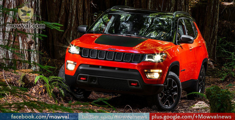 All-New Jeep Compass Revealed