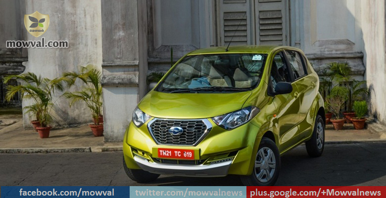 Datsun Redi-Go launched at starting price of Rs. 2.39 lakh