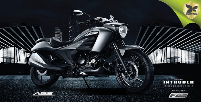 Suzuki Launched Intruder 150 With FI Engine