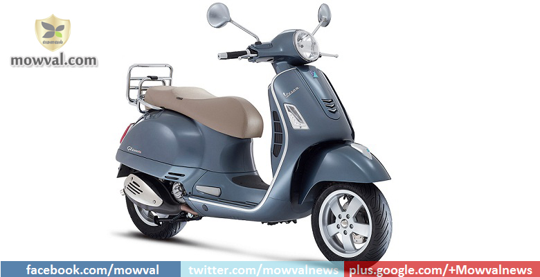 Piaggio to Launch Vespa GTS 300 Scooter in India soon