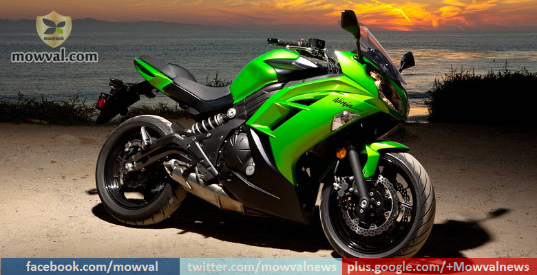 Kawasaki Ninja 650 Price Reduced By Rs 40,000