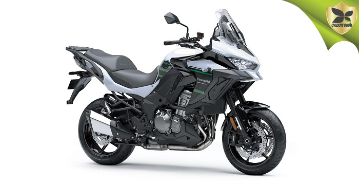 2019 Kawasaki Versys 1000 Launched In India At Rs 10.69 Lakhs