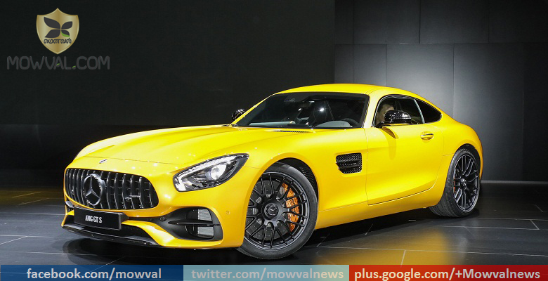 Mercedes Benz Unveiled the Updated AMG GT Range