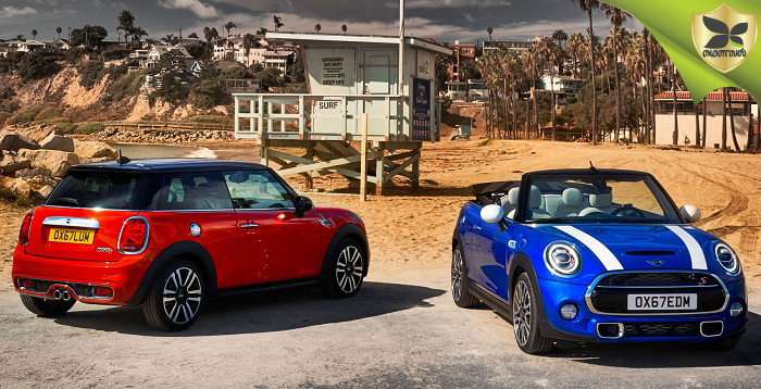 New 2018 Mini Cooper Launched In India At Rs 29.7 Lakhs