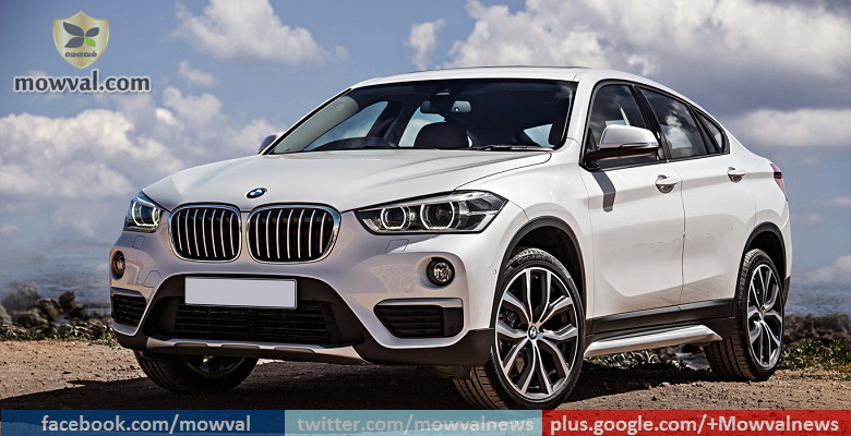 BMW X2 will be unveiled at the 2016 Paris Motor Show