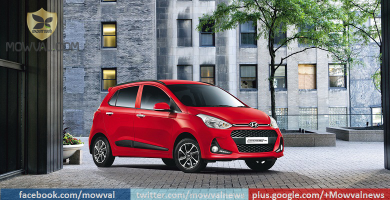 Picture Galley Of Hyundai Grand i10 Facelift