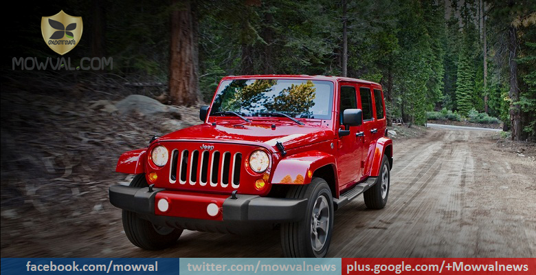 Petrol-Powered Jeep Wrangler Unlimited To Launche Soon