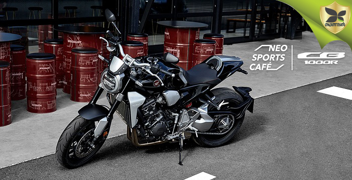 2018 Honda CB1000R Plus Launched In India At Rs 14.46 Lakh