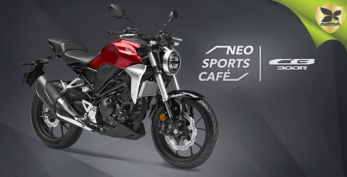 Honda CB300R Launched In India At Rs 2.41 Lakhs