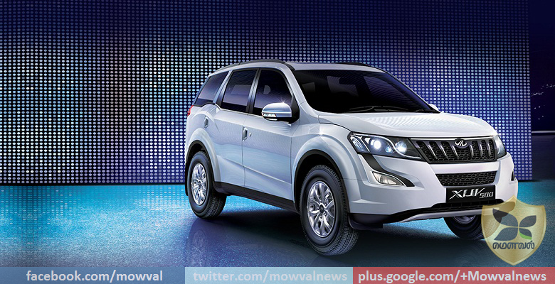Mahindra XUV500 Launched With New Feature Upgrades