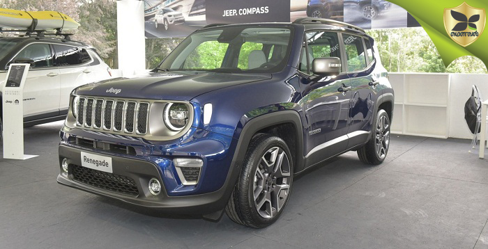 2019 Jeep Renegade Facelift Revealed At Turin Motor Show