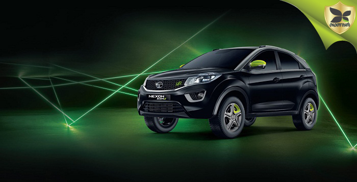 Tata Nexon KRAZ 1st Anniversary Limited Edition Launched