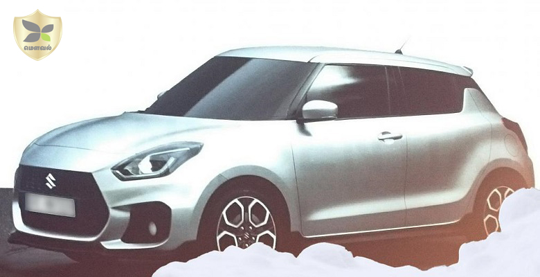 The next generation Maruti Suzuki Swift pictures leaked on the Internet
