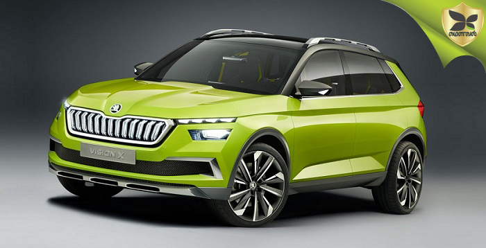 Image Gallery Of Skoda Vision X Concept
