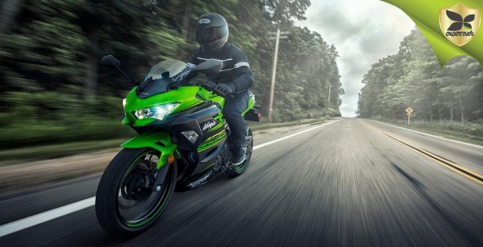 Image Gallery Of Kawasaki Ninja 400
