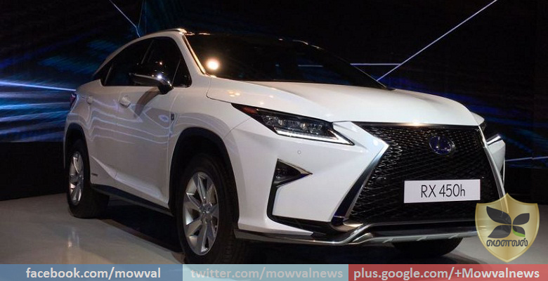 Toyota Launched the Luxury Brand Lexus In India
