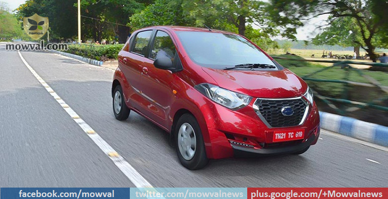 Datsun Redi-Go will officially launched on June 7