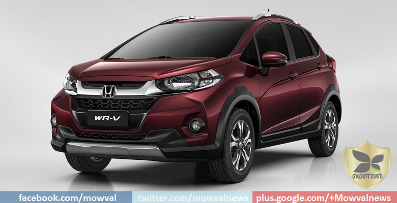 Honda To Launch WR-V On Tomorrow