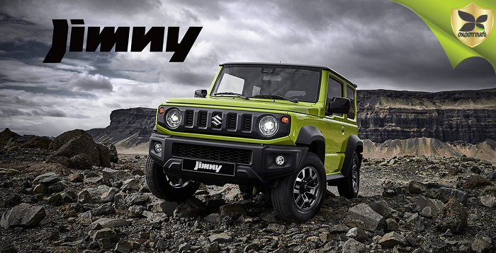 Suzuki Jimny Officially Launched In Japan