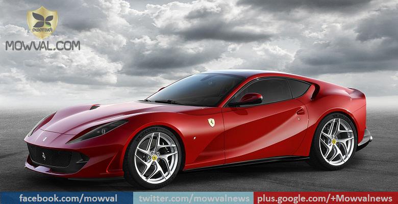 Ferrari Revealed The 812 Superfast