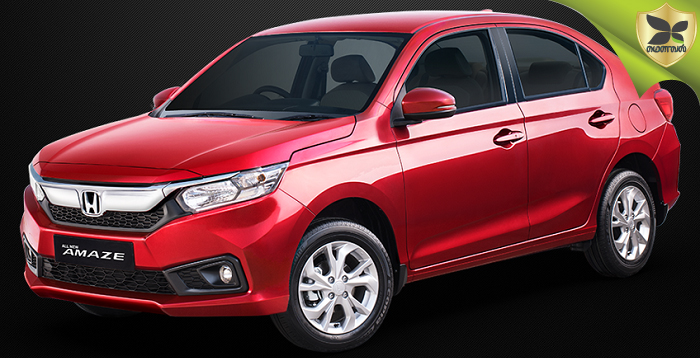 The Next Gen Honda Amaze Bookings Started And Launch In May
